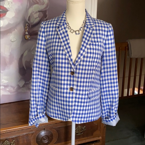 Gorgeous linen J Crew blazer